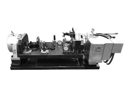 泵阀配件压板式四轴液压夹具