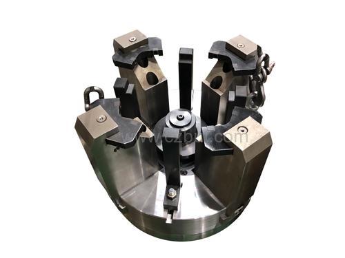 泵阀配件立车浮动液压夹具